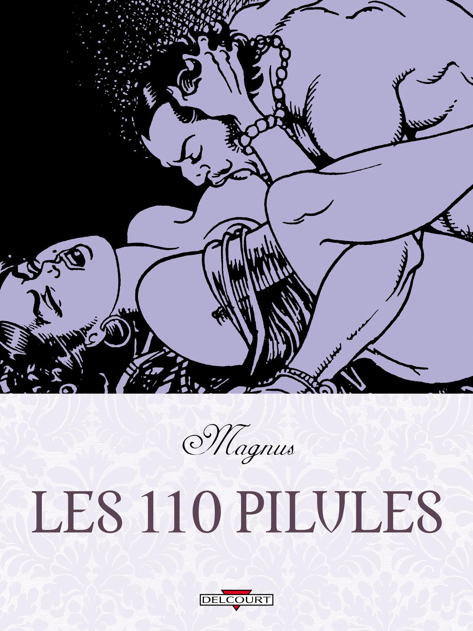 Magnus 110 pilules Couv