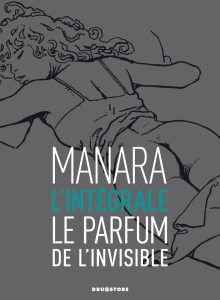 Milo Manara Le Parfum de L'Invisible Couv