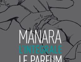 Manara Parfum invisible Couv