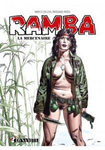 Delizia Ramba La Mercenaire Couv