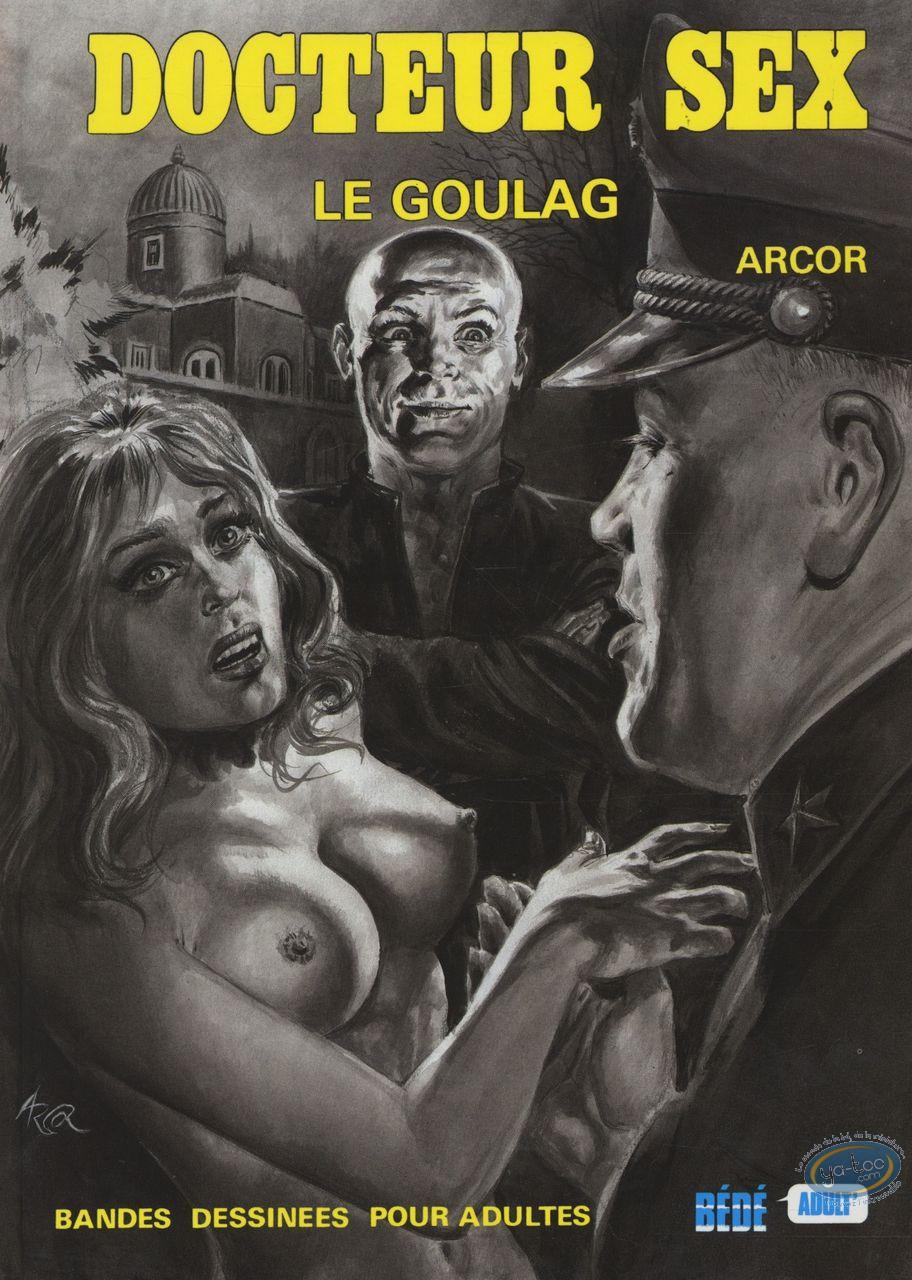 Arcor Docteur Sex Goulag Couv