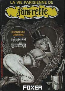 Foxer Vie Parisienne Fanfrelle Couv
