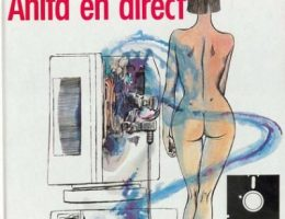 Guido Crepax Anita En Direct Couv