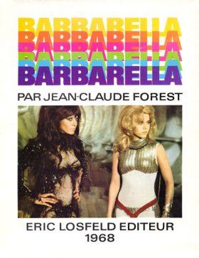 Jean Claude Forest Barbarella Couv