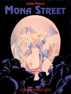 Leone Frollo Mona Street T1 Couv