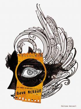 Dave McKean Celluloid Couv