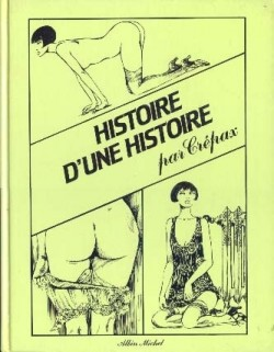 Crepax histoire Couv