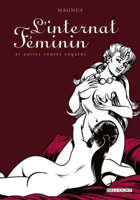 Magnus Internat féminin Couv