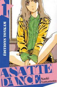 Asatte Dance T1 Couv