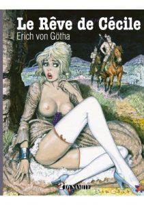 Erich Von Gotha Le Reve De Cecile Couv