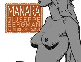 Milo Manara Aventures Africaines Couv