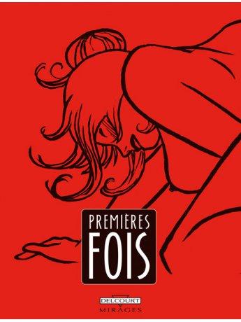 Premieres Fois Couv