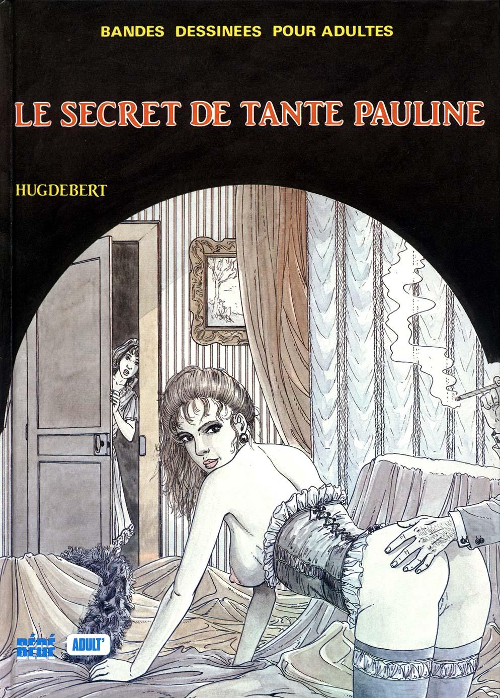 Hugdebert Secret Pauline T1 Couv