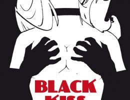 Black Kiss Howard Chaykin Couv