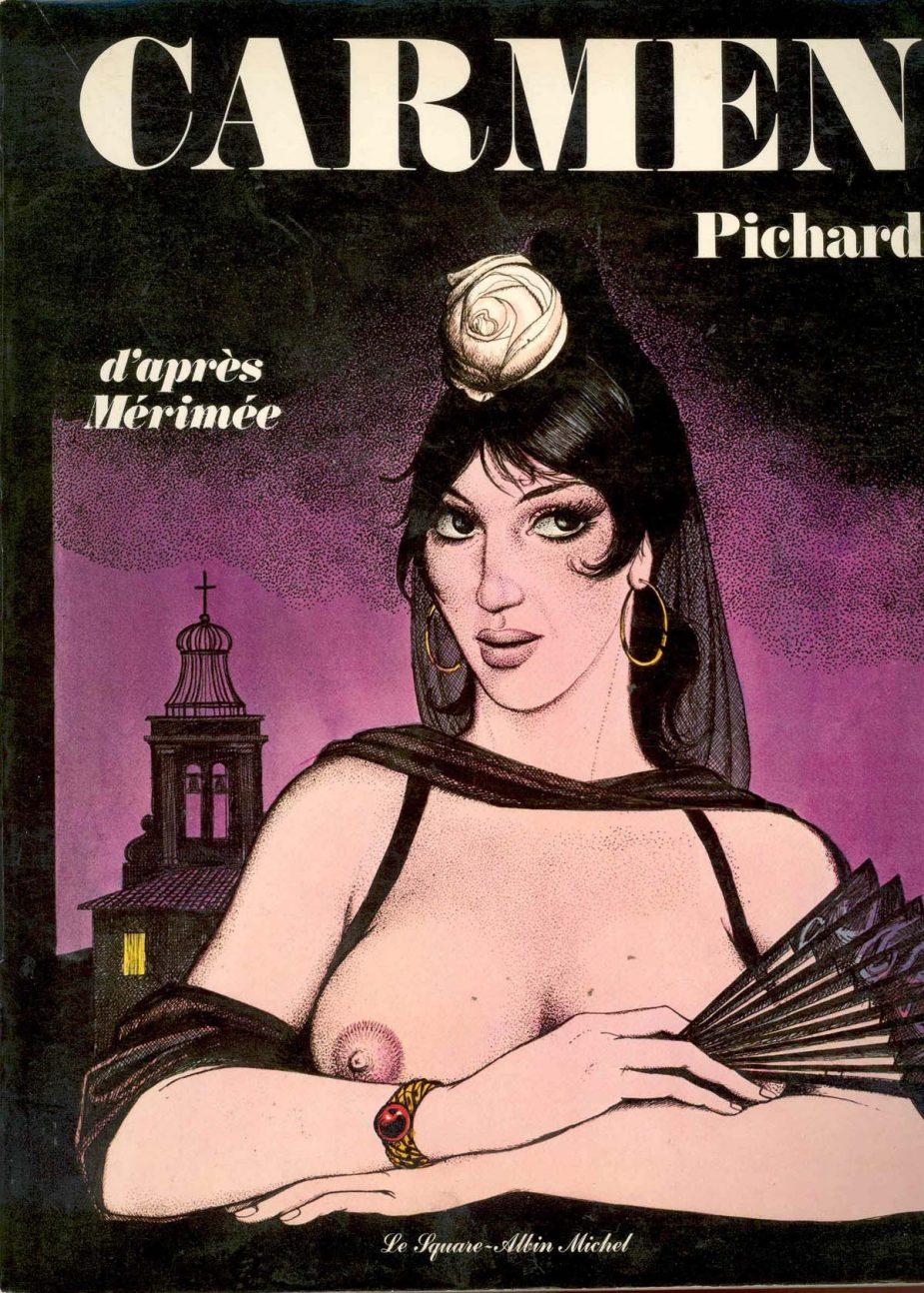 Carmen Pichard Couv