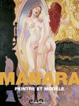 Manara Peintre et Modèle Couv