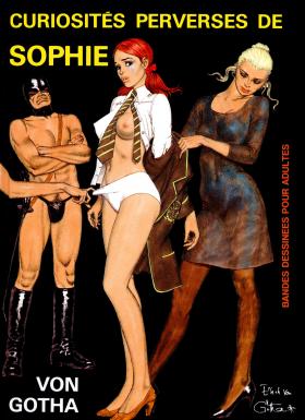 Erich Von Gotha Curiosites Perverses Sophie Couv