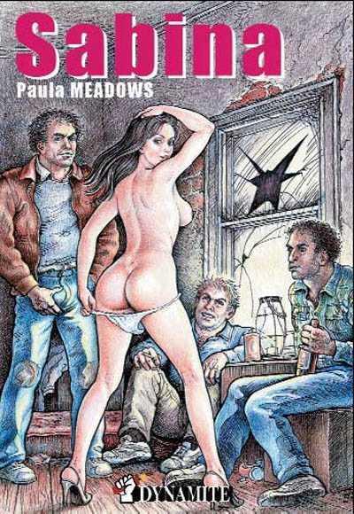 Paula Meadows Sabina Couv