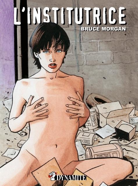 Bruce Morgan Institutrice Couv