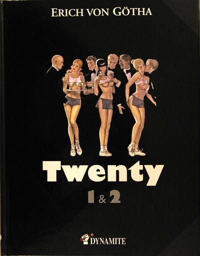 Erich Von Gotha Twenty 1+2 Couv