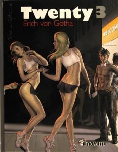 Erich Von Gotha Twenty 3 Couv