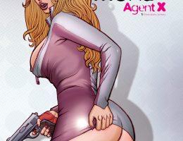 Scacchia Hopkins Mona Agent X Couv