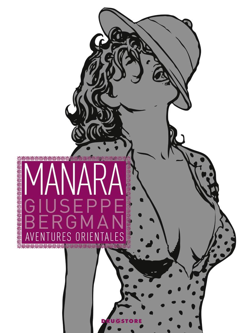 Manara Aventures Orientales Couv