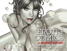 Tim Pilcher Erotic Comics 2 Couv