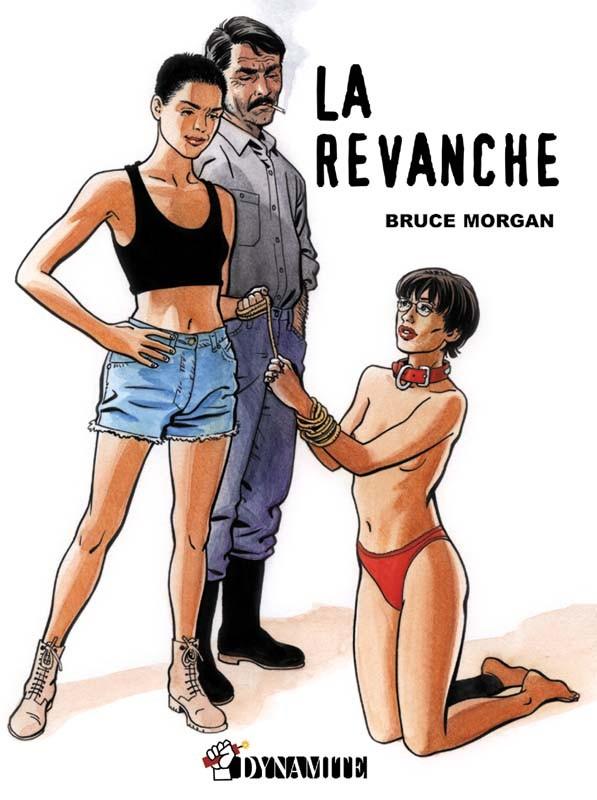 Bruce Morgan La Revanche Couv