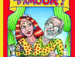 Crumb Kominsky Parle Moi d'Amour Couv