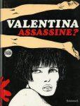 Guido Crepax Valentina Assassine Couv