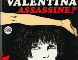 Guido Crepax Valentina Assassine Couv