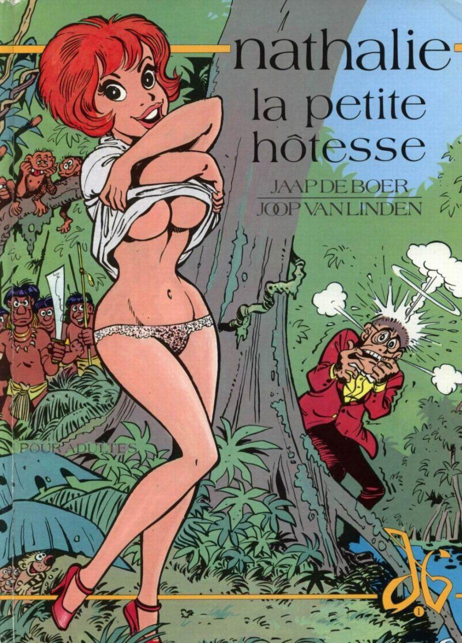 Jaap De Boer Nathalie Petite Hotesse Couv
