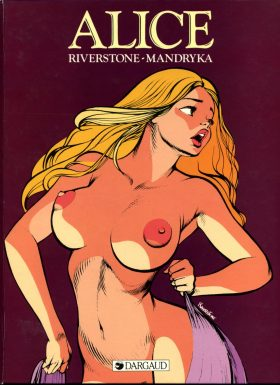Mandryka Riverstone Alice Couv
