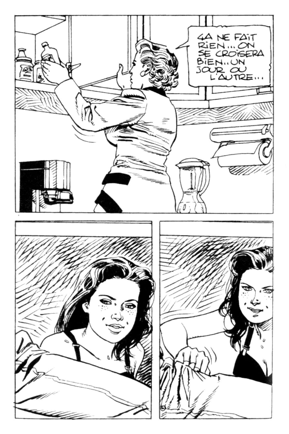 le sexe de bande dessinée facial sexe