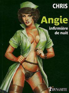 Chris Angie Infirmiere de Nuit Integrale Couv