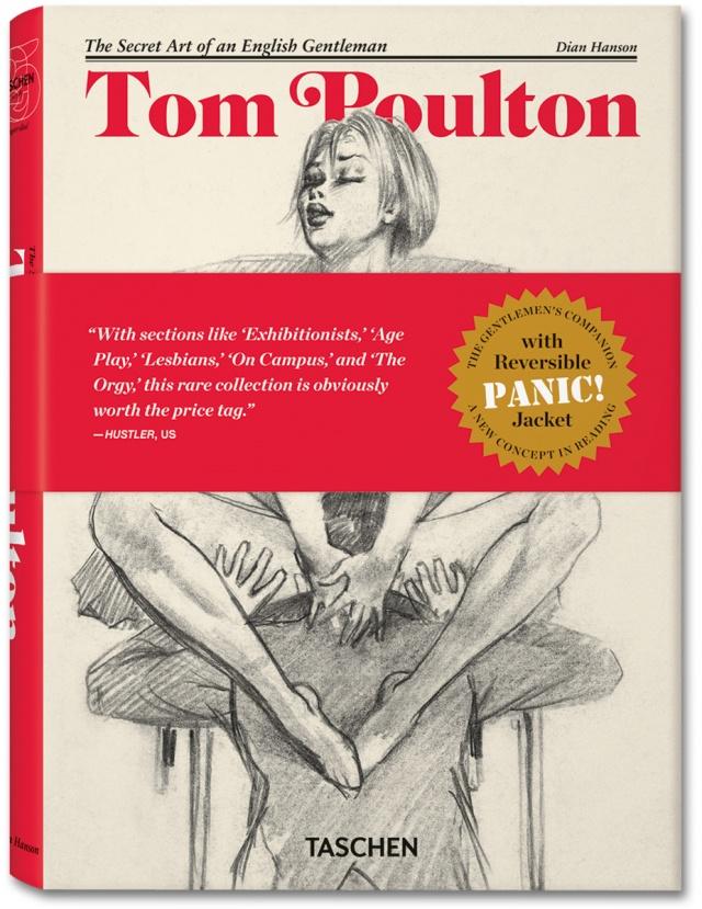 Tom Poulton Couv