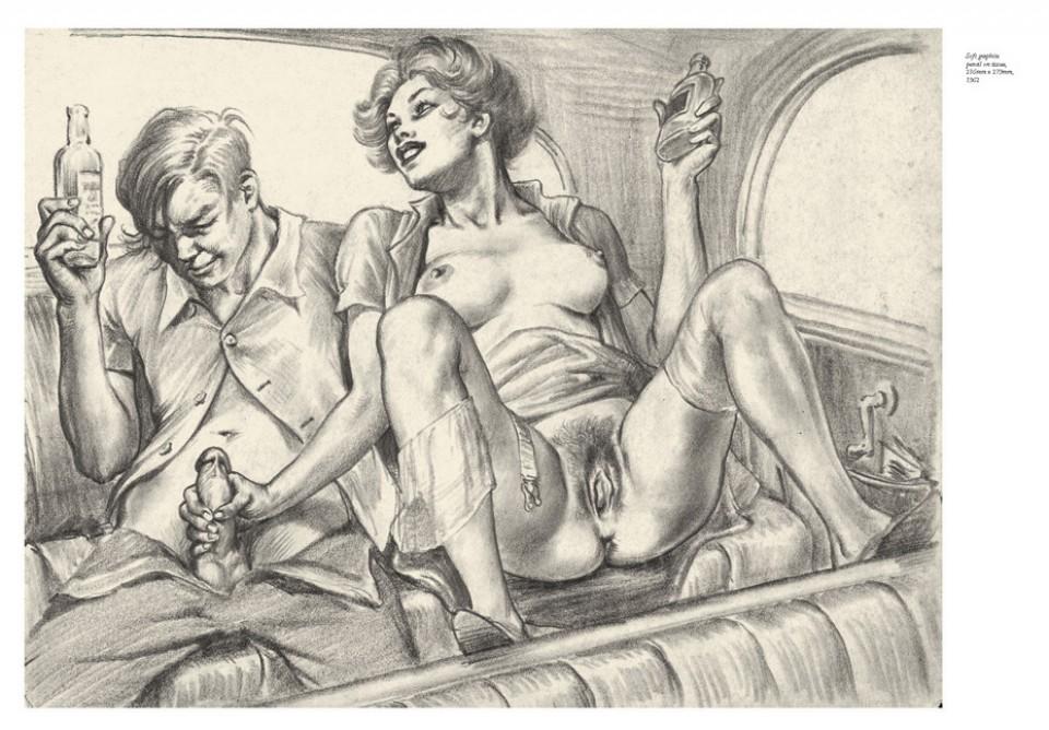 taschen erotica retro