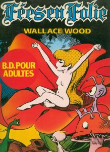 Wallace Wood Fees En Folie Couv