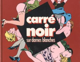 Alex Varenne Carre Noir Sur Dames Blanches Couv