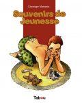 Giuseppe Manunta Souvenirs de Jeunesse Couv