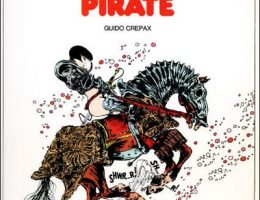 Guido Crepax Valentina Pirate Couv
