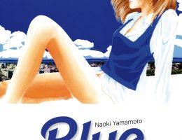Naoki Yamamoto Blue Couv
