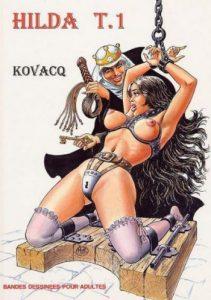 Hanz Kovacq Hilda T1 Couv