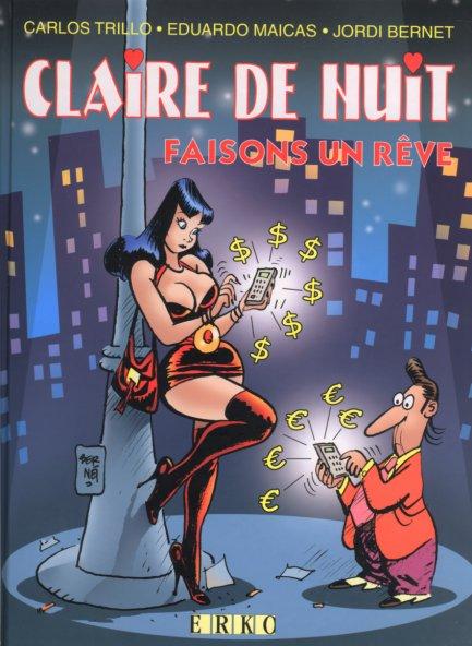 Trillo Bernet Claire de Nuit Couv