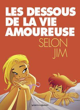 DESSOUS VIE AMOUREUSE JIM Couv