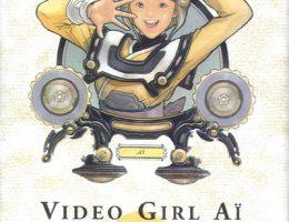 Masakazu Katsura Video Girl Ai T1 Couv