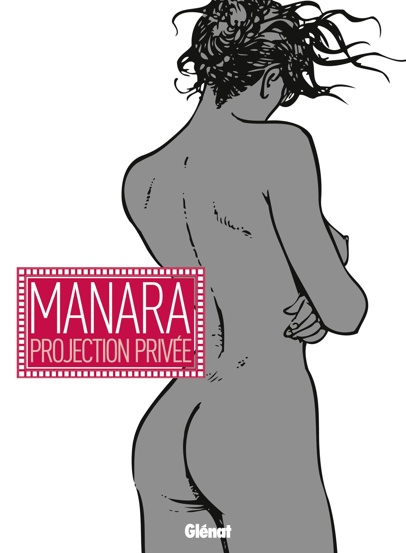 Manara Projection Privee Couv
