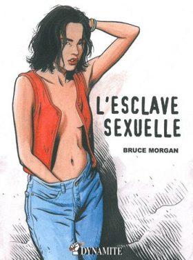 Bruce Morgan esclave sexuelle Couv