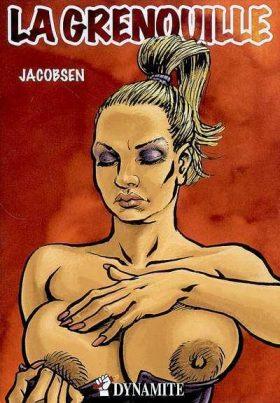 Jacobsen La Grenouille Couv